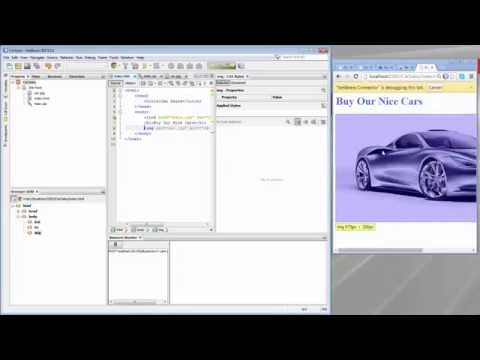 Awesome Website Development with NetBeans IDE