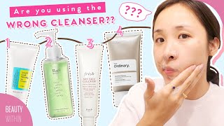 ? How to Find the Best Gentle Facial Cleansers for Your Skin Type ?