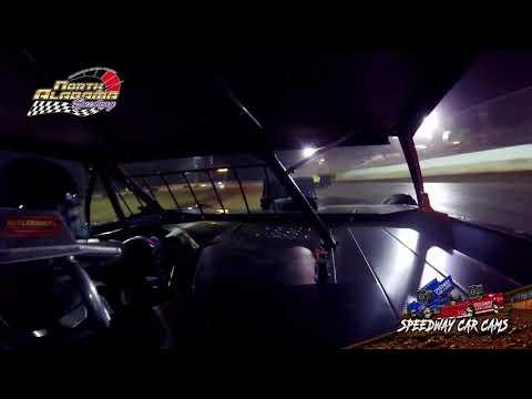 #209 Chris McGuire - 602 - 7-14-18 North Alabama Speedway - In Car Camera