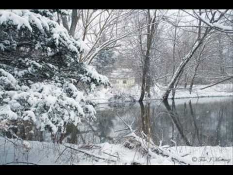 Let it snow- Frank Sinatra(with lyrics)