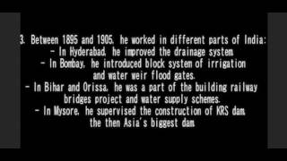 5 Facts  - Engineers Day