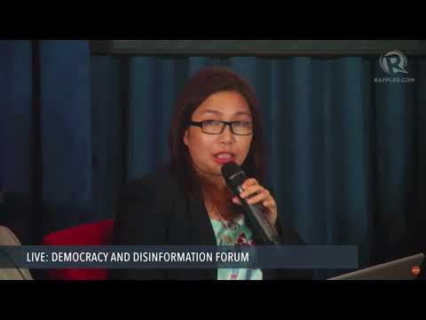Panel Discussion: Disinformation and Democracy