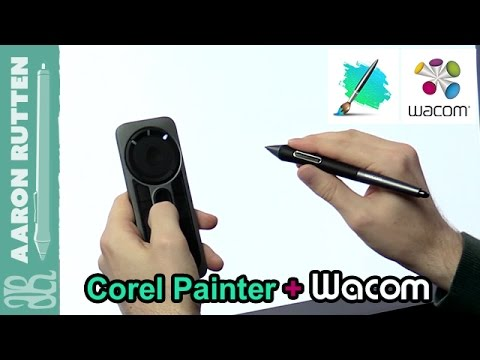 Using Expresskeys On Wacom Tablets