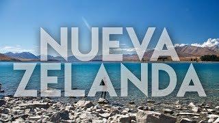 Los paisajes más espectaculares del mundo   #32 Isla Sur, Nueva Zelanda