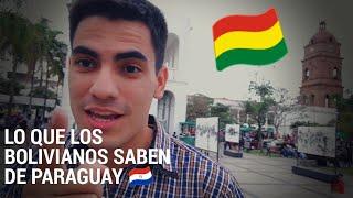 Eduardo Flores | Lo que los bolivianos saben de Paraguay
