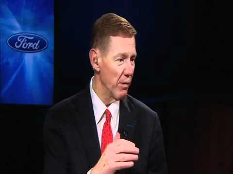 Mary Conway interviews Alan Mulally
