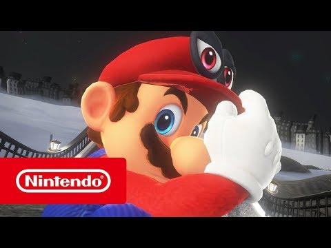 Super Mario Odyssey – Tráiler de lanzamiento (Nintendo Switch)