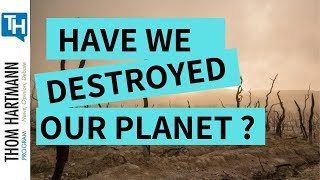 Have We Passed The Climate Change Tipping Point? (w/ Dr. Michael Mann)