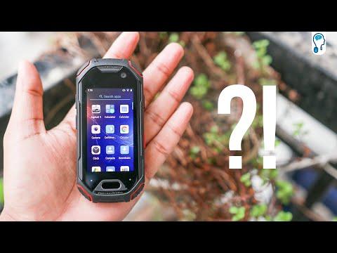 Worlds Smallest Rugged Smartphone - ছোট কিন্তু ছোট না!