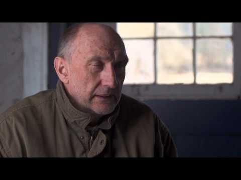"The Visit: Peter McRobbie ""Pop Pop"" Behind the Scenes Movie Interview"