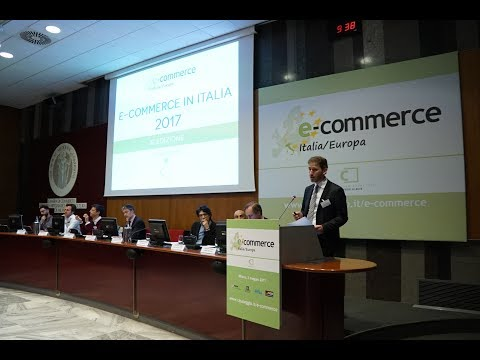 E-commerce in Italia 2017 - Casaleggio Associati