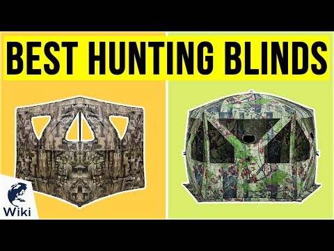 10 Best Hunting Blinds 2020