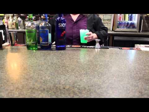 Newcastle Casino, Lucky Rainbow Drink
