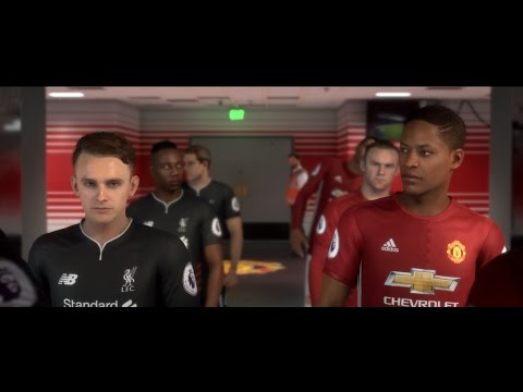 Alex Hunter Goes HEAD TO HEAD with Gareth Walker *NEW* (Fifa 17 The Journey)