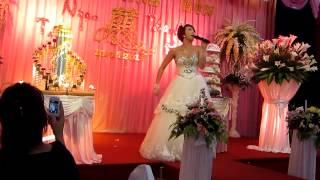 Phim Viet Nam | Cô dâu hát cực sung trong đám cưới của mình | Co dau hat cuc sung trong dam cuoi cua minh