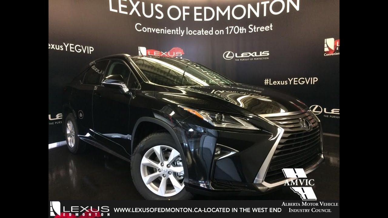 2017 Lexus Rx 350 Awd Review