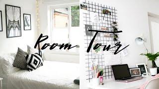 ROOM TOUR | minimal, simple & monochrome
