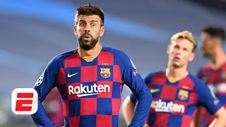 Espn fc's sid lowe and julien laurens assess barcelona's health as a club with new manager ronald koeman in charge despite rumours linking mauricio pochettin...