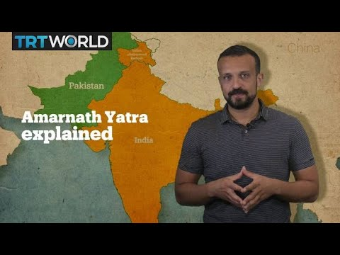 Is India using Hindu pilgrimages to tighten its grip around Kashmir?