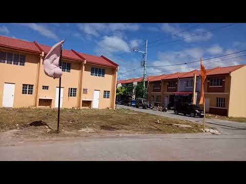 Sample Look Of Corner Unit, End Unit And Inner Unit.   House And Lot Philippines