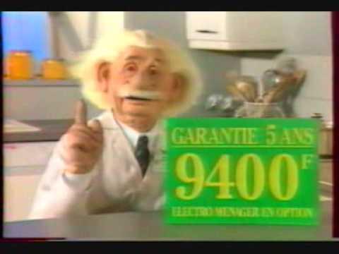 Hygena publicité 1993