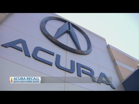 Acura Recall