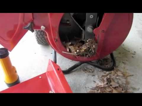 Troy Bilt Cs 4325 Chipper Shredder