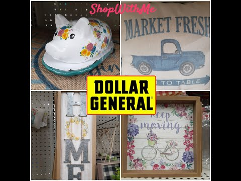 🐓🐄 Dollar General Shop W/Me!! NEW ITEMS & Great Savings!! 🍋⛱