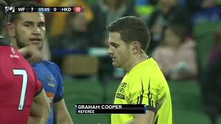 World Series Rugby - Game 6   Western Force v Hong Kong Dragons