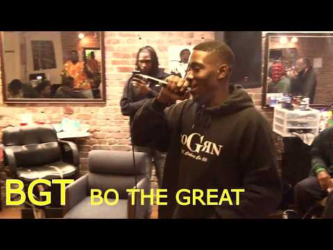 BTG Bo The Great Music Video Performance in Birmingham Al.