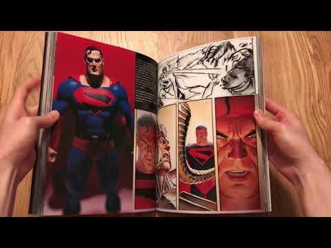 """alex-ross:-2005:-""""mythology""""-(art-book)"""