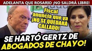 Alejandro Gertz truena contra abogados de Rosario por mediatizar el caso. ¡YA NO SE QUEDARÁ CALLADO!