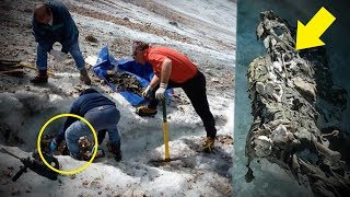 5 Mysterious Things Found Frozen In Ice!
