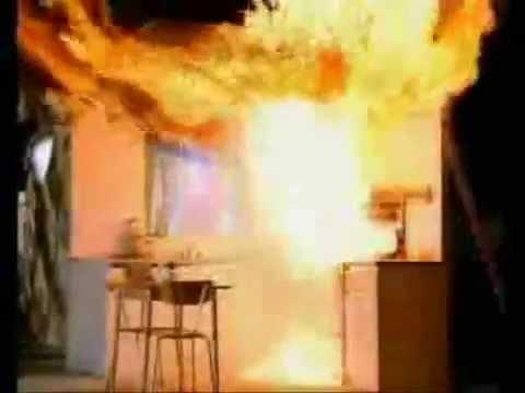 Como apagar un fuego en la cocina youtube - Cocina de fuego ...