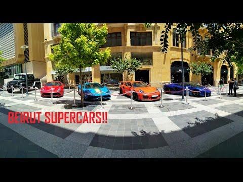 Beirut Grand Prix Cars! Beirut Beasts!!