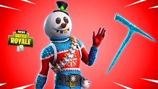 NOUVEAU SLUSHY SOLDIER SKIN in Fortnite Daily Reset (NEW Items in Item Shop)