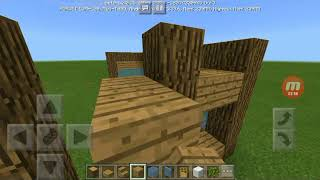Tutorial Costruire Casa In Legno Su Minecraft 1 2 From Youtube The