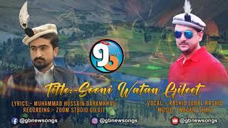 Sony Watan Gileet || Nation Song of GB || Vocal Rashid Iqbal Rashid Muhammad Hussain daramKhail 2021