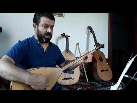 Elmas (Azeri Oyun Havası) - Bağlama Dersleri 1