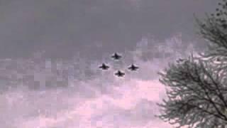 super hornets flyover rose bowl 01 01 11