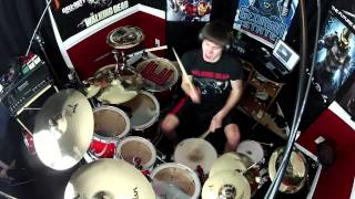 Walking Dead Theme Song Remix - Drum Cover (UNKLE Remix) Main Theme - Soundtrack