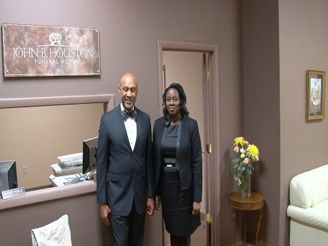 John B. Houston Funeral Home Grand Opening Paterson N.J.