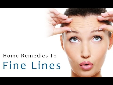 reduce wrinkles fine lines with top 15 home remedies youtube