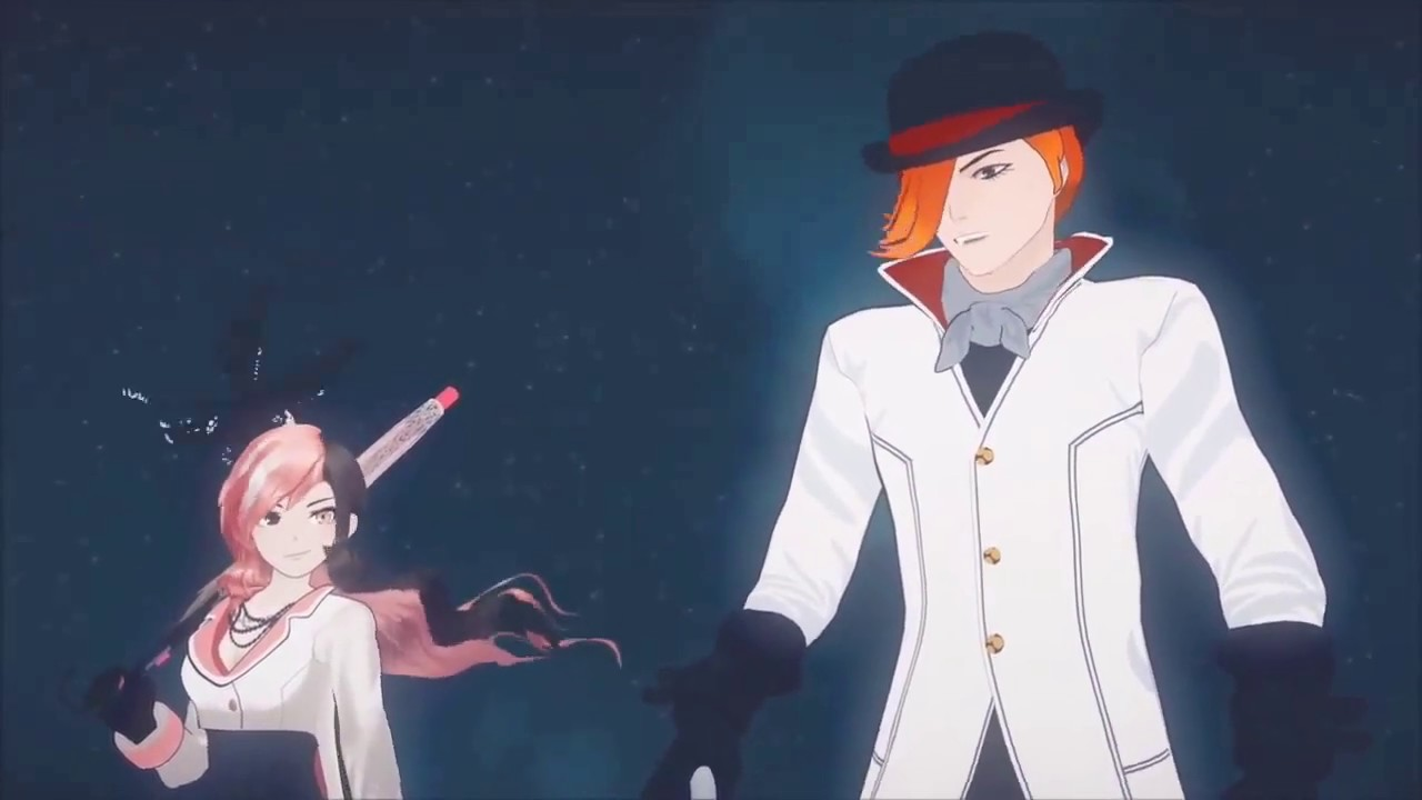 rwby amv roman and neo� partners in crime youtube