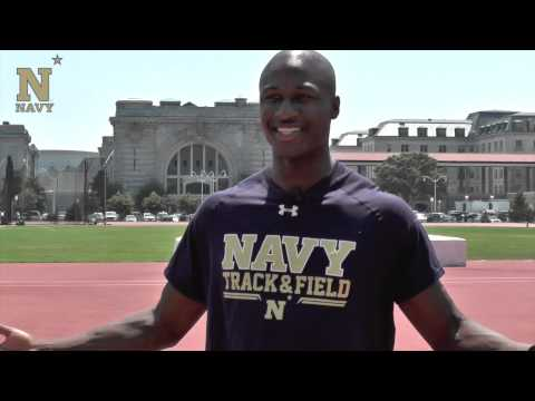 Navy Men's Track and Field • Jordan Sartor-Francis