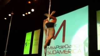 Pole Dance competition final - Miss Pole Dance Argentina & Sudamérica 2013 vid 16