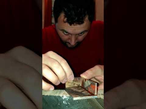 Making stabwood vape box mod part1