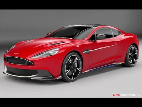 Car Design 2017 Q By Aston Martin Vanquish S Red Arrows Edition Youtube