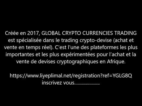 #liyeplimal - Trading Crypto-devise (achat Et Vente En Temps Réel).