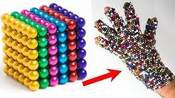 Ich spiele mit Magnetkugeln, wie du es noch nie gesehen hast!
